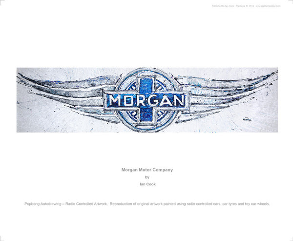 Morgan Logo - POPBANGCOLOUR Shop