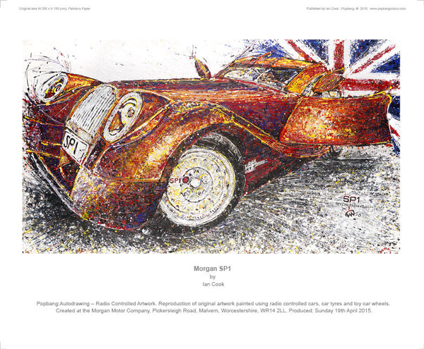 Morgan SP1 - POPBANGCOLOUR Shop