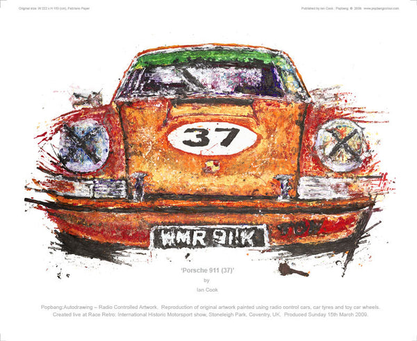 Porsche 911 (37) - POPBANGCOLOUR Shop