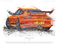 Porsche 911 GT3 RS - POPBANGCOLOUR Shop