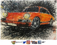 Porsche 912 (1968) - POPBANGCOLOUR Shop