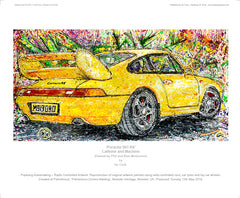 Porsche 993 RS  - Caffeine & Machine