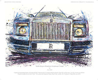 Rolls Royce Phantom Drophead Coupé - POPBANGCOLOUR Shop