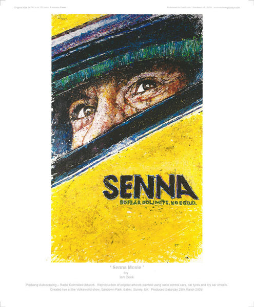 SENNA Movie - POPBANGCOLOUR Shop