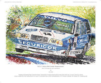 Volvo 850 BTCC Estate Supertourer (Lammers No.14) - POPBANGCOLOUR Shop
