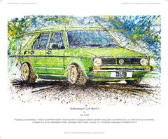 Volkswagen Golf Mark 1