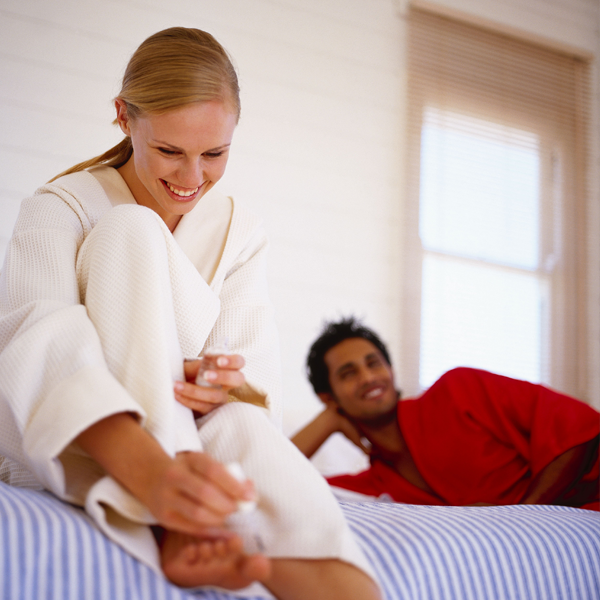 Couples Hot Stone Full Body Massage