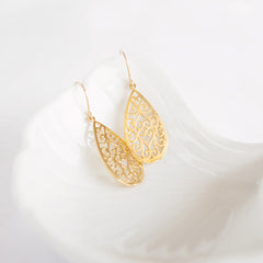 Isca Dangle Earrings