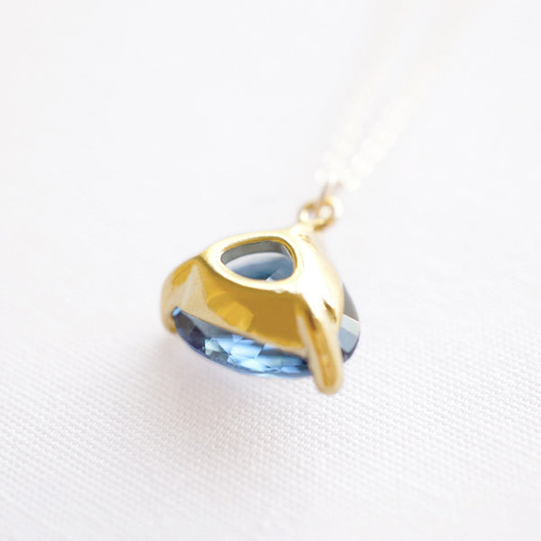 Shades of Blue Pendant