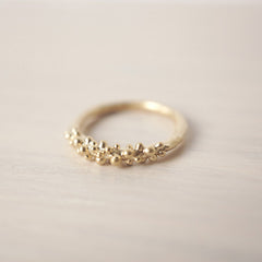 Gold Baubles Ring