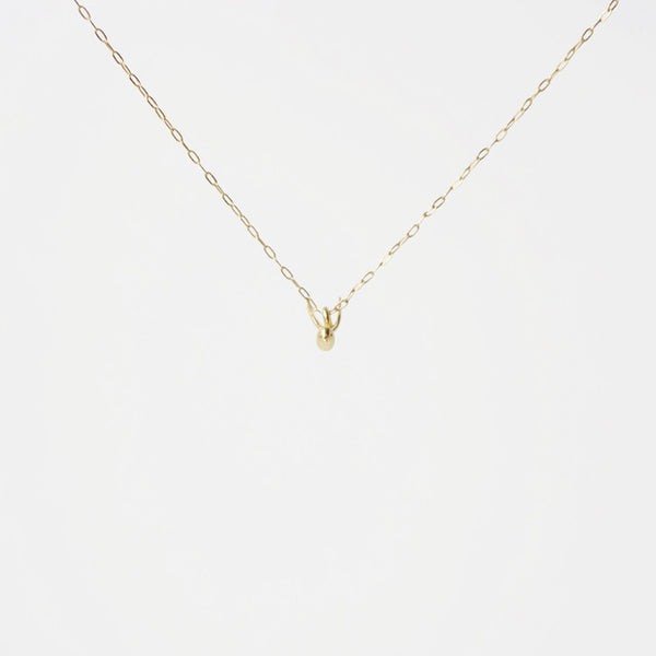 Birds of a Feather Necklace (Gold)