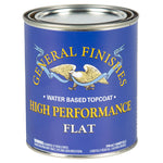 High Performance Top Coat - Flat
