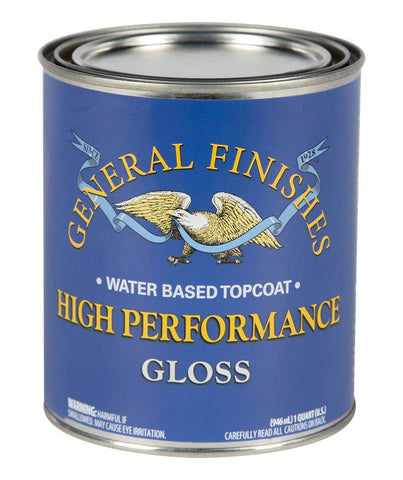 High Performance Top Coat - Gloss