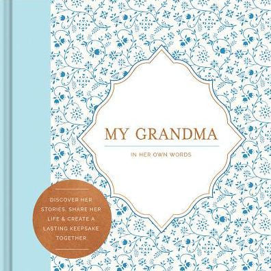 My Grandma, Interview Journal