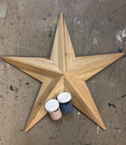 Wood Paint Kits: Star, Stag + Believe