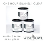 One Hour Enamel Clear