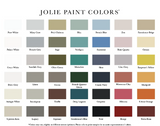 Jolie Paint Small Project Kit (low luster varnish)