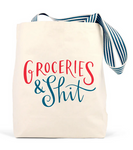 Tote - Groceries