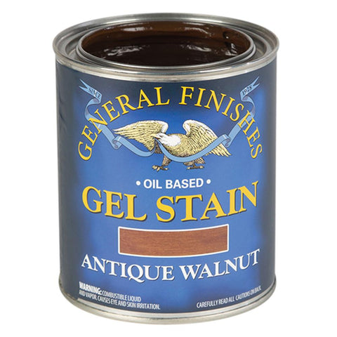 Oil Based Antique Walnut Gel Stain