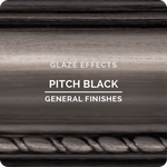 Pitch Black Glaze Effects