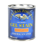 American Oak Gel Stain