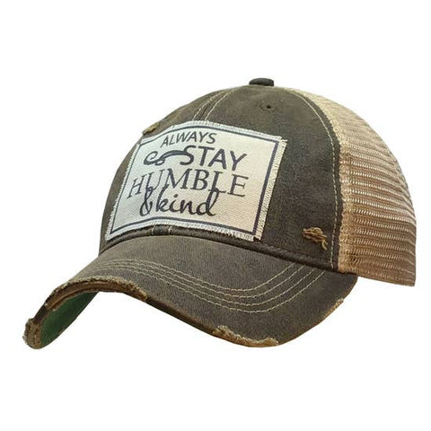 Trucker Hat, Always Stay Humble & Kind