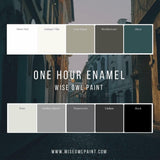 Metrocity - One Hour Enamel