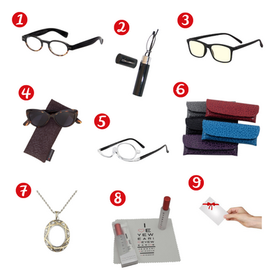 Holiday Gift Guide: For the Glasses Wearer