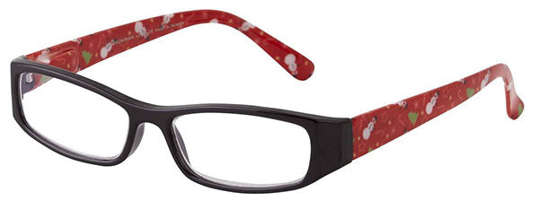 holiday print reading glasses