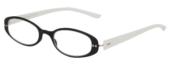 Black and White Oval Bendz Readers
