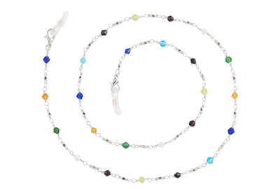 Gem Eyeglass Chain/Necklace