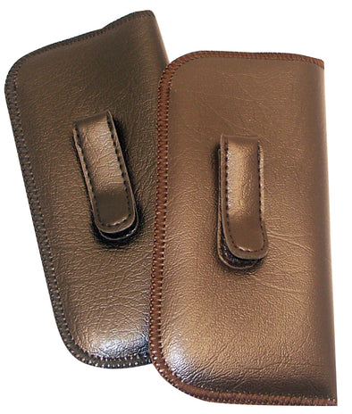 Men's Medium Slip-In Eyeglass Case with Clip