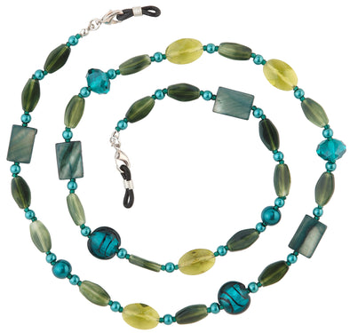 Jade Eyeglass Chain/Necklace