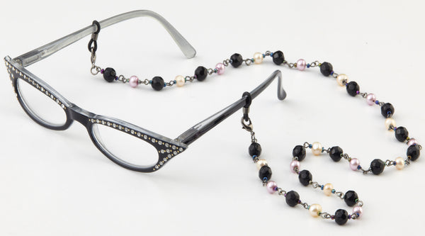 Orchid Eyeglass Chain/Necklace