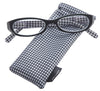 Eyeglasses with Matching Case