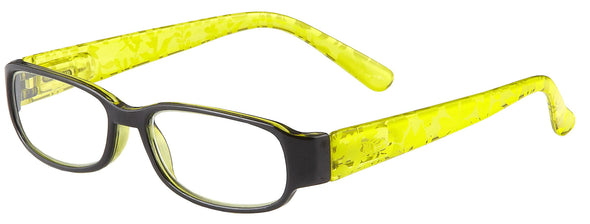 Yellow Reading Glasses