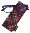 Flannel Reading Glasses