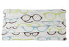 Reusable Pleated Face Mask- Retro Glasses Pattern
