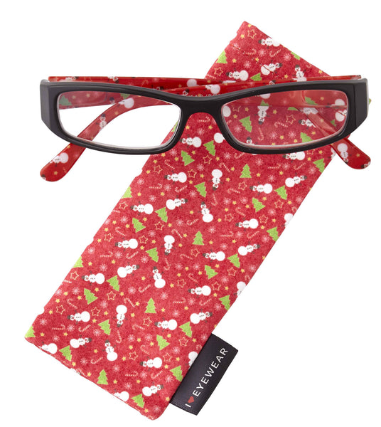 Snowman Holiday Reading Glasses