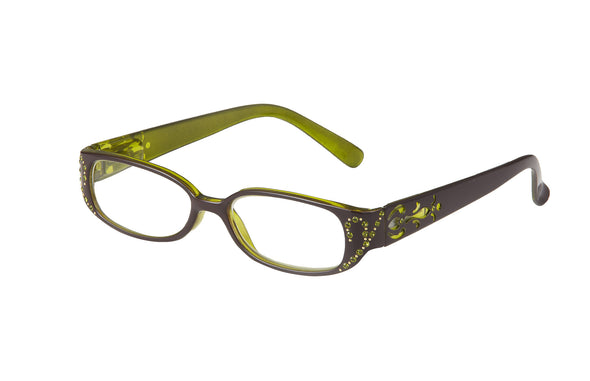 Ginger Reading Glasses