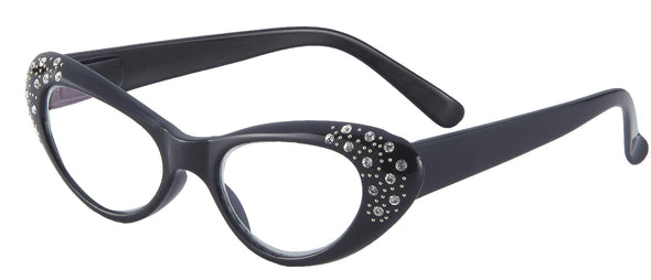 Lolita rhinestone reading glasses
