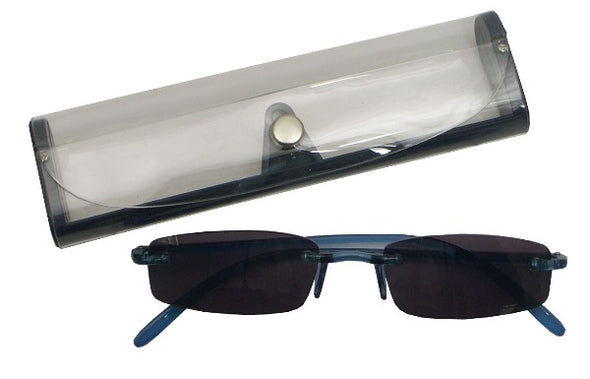 Blue Twisted Specs Sun Reader