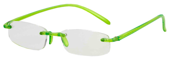 Lime Green Twisted Specs