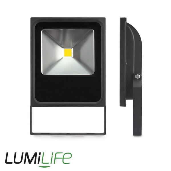 LED Flood Lights and Security