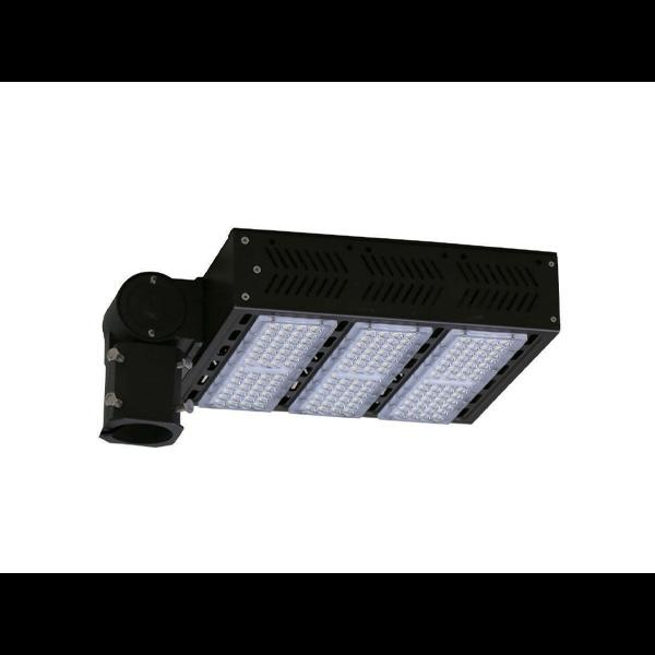 SHOE BOX STREET LIGHT ECO-VB-150-WATT -5000K Black Body IP65