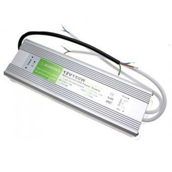 Lumilife - New 150 Watt LED Transformer/Driver for Powering 12 Volt LED Lighting