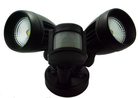 LED Security Spotlight - 1600 Lumens