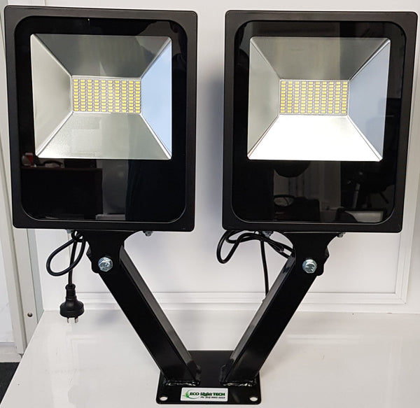 Flood Light Bracket Kit Eco Light Tech  with Flood lights-multi directional