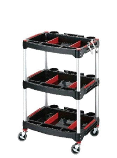 EUROTECH Tradesman Quality Multi Purpose Working Cart