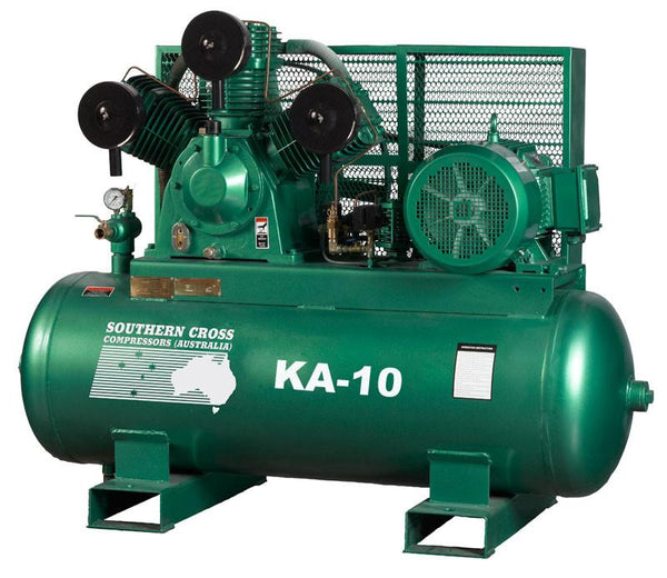 KA10 - 7.5kW Reciprocating Air Compressor